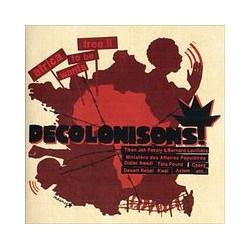 CD Compilation Décolonisons