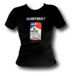 T-Shirt Françafrique : on...
