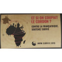 T-Shirt Françafrique : on arrête quand?